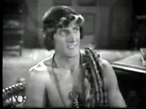 Frank Merrill as Tarzan