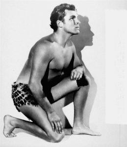 Buster Crabbe as Tarzan