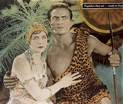 James H. Pierce as Tarzan